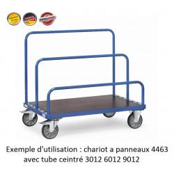Chariots porte panneaux CU 500 - 1200 Kg