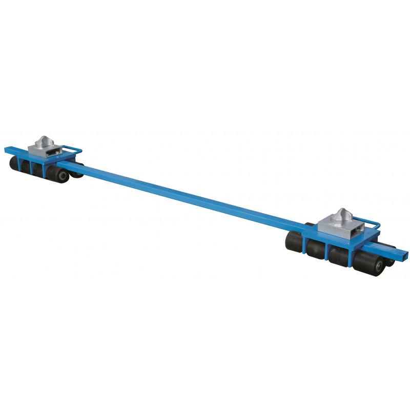 kit de roulage pour container maritime cu 32 tonnes
