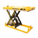 Table élévatrice électrique fixe CU 2000 Kg