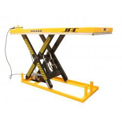 Table élévatrice électrique fixe CU 4000 Kg (1200 x 2200)