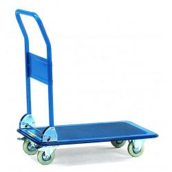 Chariots manuels à 1 dossier pliable CU 150 - 250 Kg